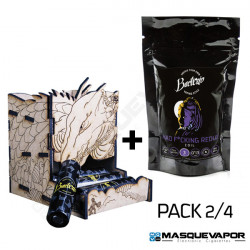 PACK 2/4 MAD F*CKING REDUX 0,13OHM DRAGONBATT BACTERIO COILS