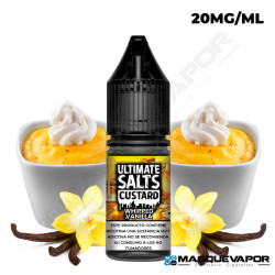 VANILLA CUSTARD ULTIMATE SALT 10ML