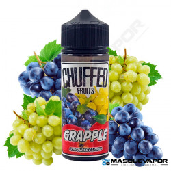 GRAPPLE FRUITS CHUFFED ELIQUIDS TPD 100ML 0MG