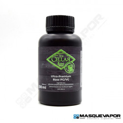 THE CELLAR BASES MIX&GO 200ML 20PG / 80VG 0MG