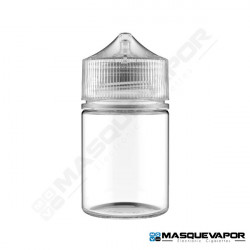 60ML CHUBBY GORILLA STUBBY BOTTLE CLEAR CAP