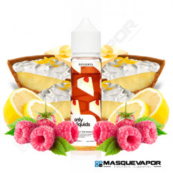 FRUIT CHEESECAKE ONLY E LIQUIDS TPD 50ML 0MG