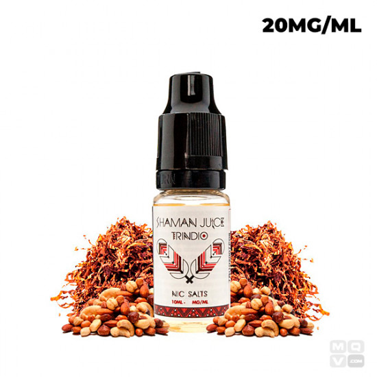 TRINDIO SALT SHAMAN JUICE 10ML