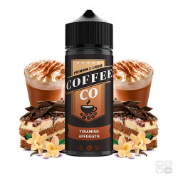 TIRAMISU AFFOGATO COFFEE CO 100ML