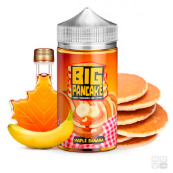 MAPPLE BANANA BIG PANCAKE BY 3B JUICE 180ML