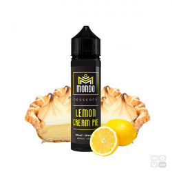 LEMON CREAM PIE MONDO ELIQUIDS 50ML
