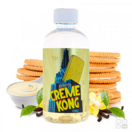 CREME KONG BY RETRO JOES 200ML 0MG