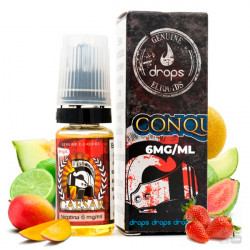CAESAR DROPS ELIQUIDS TPD 10ML 6MG