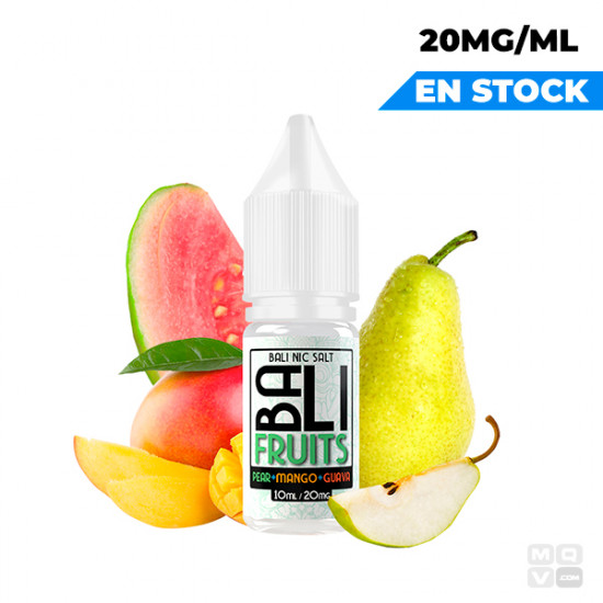 BALI PEAR MANGO GUAVA KINGS CREST SALTS 10ML