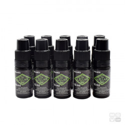 PACK 10 THE CELLAR NICOKIT 10ML 100% VG 18MG