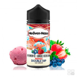 BERRIES DOUBLE DRIP HEAVEN HAZE 100ML