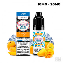 MANGO ICE NIC SALT DINNER LADY 10ML