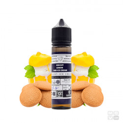 BISCUIT LEMON AND ICE CREAM DIAMOND LINE CONCENTRATE 10ML