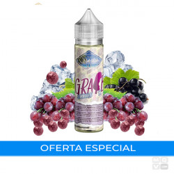 GRAPE BLACKCURRANT ICE THE CELLAR ICE 50ML TPD 0MG
