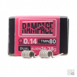 RAMPAGE 0,14OHM THE FORGE BY CHARROCOILS