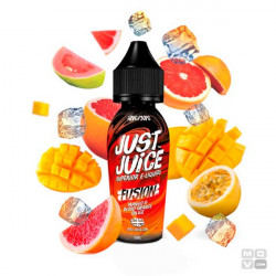 FUSION BLOOD ORANGE MANGO ON ICE JUST JUICE 50ML