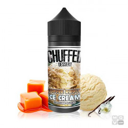 TOFFEE RIPPLE ICE CREAM CHUFFED ELIQUIDS 100ML