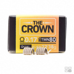 THE CROWN 0,17OHM THE FORGE BY CHARROCOILS