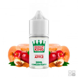 CINNAMON APPLE DONUT KING CONCENTRATE 30ML