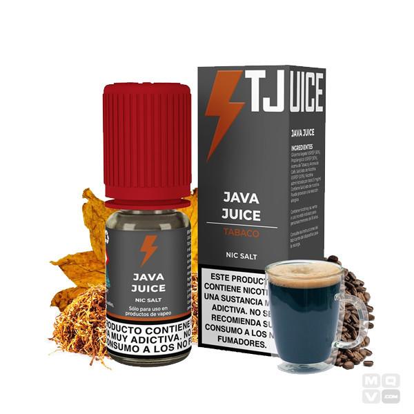JAVA JUICE SALT T-JUICE 10ML