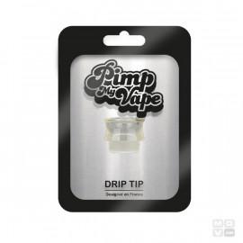 DRIP TIP 810 PET CURVED PIMP MY VAPE