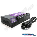 EFEST LUC BLU6 BATTERY CHARGER