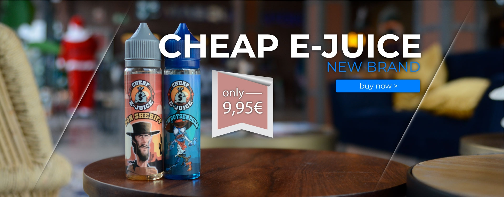 CHEAP E-JUICE
